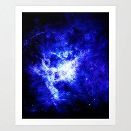 Galaxy #4 Art Print