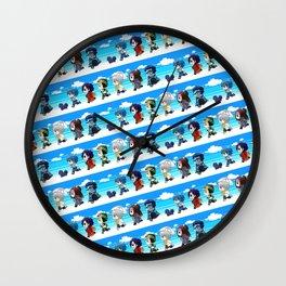 DMMD chibi Wall Clock