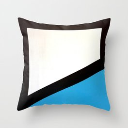 Original Modern Geometric Design Throw Pillow