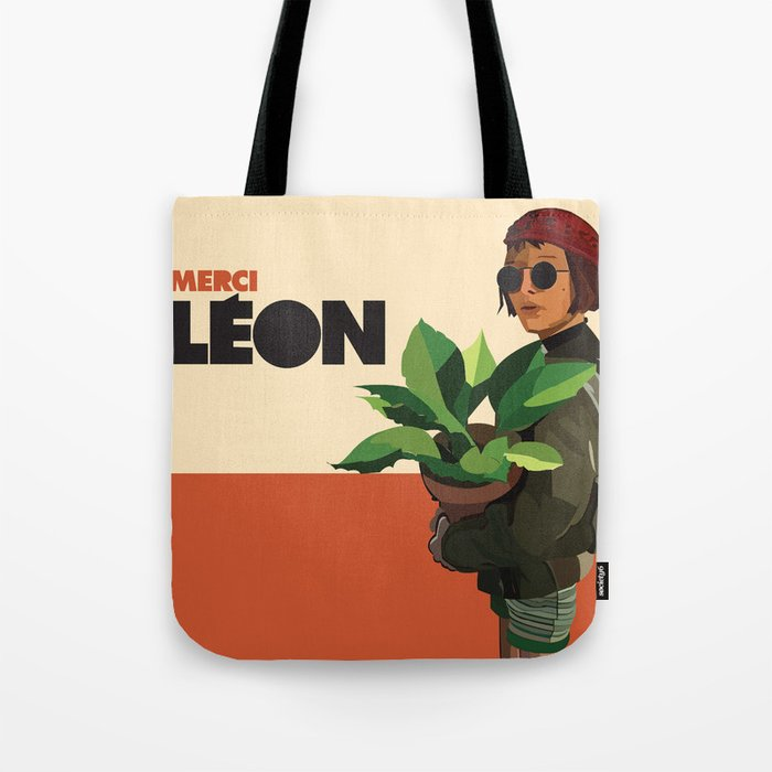 Mathilda Leon The Professional Tote Bag