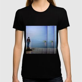 incoming ferry T-shirt
