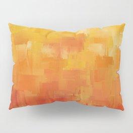 Awaken - Abstract Expressions Art by Jai Johnson Pillow Sham