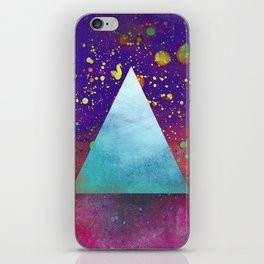Triangle Composition V iPhone Skin