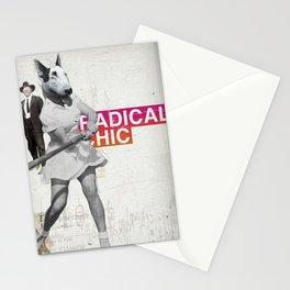Radical Chic Stationery Cards