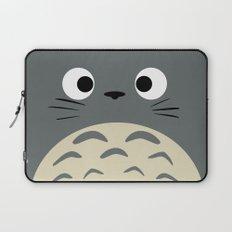 Curiously Troll ~ My Neighbor Troll Laptop Sleeve