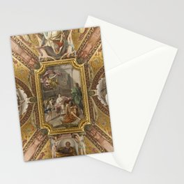 Vatican IV, Rome Stationery Cards