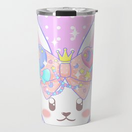 Fairy Kei Decora Bunny Travel Mug
