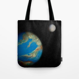 Earth 3.0 Tote Bag