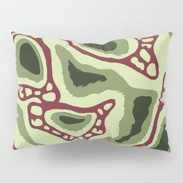 Pitcher Plant Pattern 3 Pillow Sham