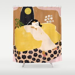 Big Things Are Coming My Way Shower Curtain
