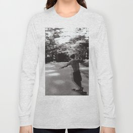 My Home is in My Head Long Sleeve T-shirt