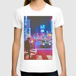 Japan Neon City T-shirt