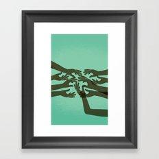 Il sogno di Giovanni Framed Art Print