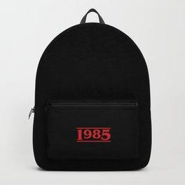 Strange 1985 Backpack