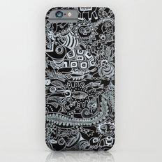 Ancient Figures II Slim Case iPhone 6s
