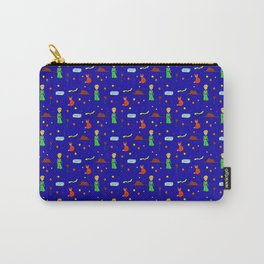 """The Little Prince"" Pattern Carry-All Pouch"