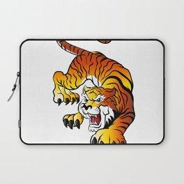 Japanese Tiger Laptop Sleeve