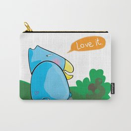 Doodle love it Carry-All Pouch