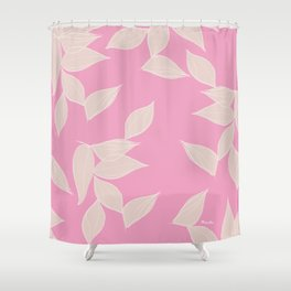 Chetumal 44 Degrees Celsius Shower Curtain