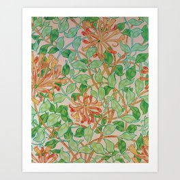 William Morris - Water Heater - Digital Remastered Edition Art Print
