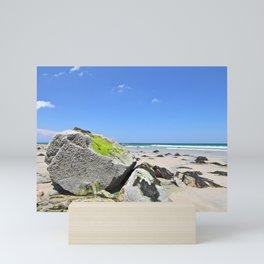 Rocky Coast Mini Art Print