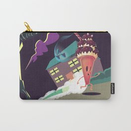 Bad Hair Day - Horror Carry-All Pouch