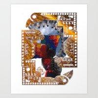 Suri Art Print