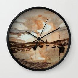 Impression #2 Wall Clock