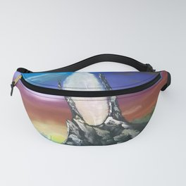 NeverEnding Story, Tower - FAN ART Fanny Pack