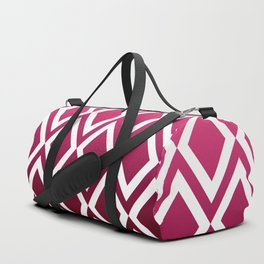 Dipped Pink Diamonds Duffle Bag