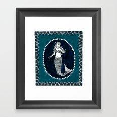 Sand & Sea Collection Framed Art Print