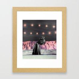 Candidus Framed Art Print