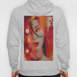 """"""" The wife of the banker """"  Hoody"""