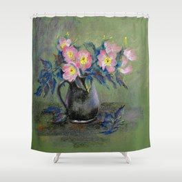 Still life # 15 Shower Curtain