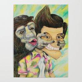 Celebrity Pet Poster