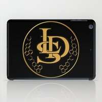 lsd iPad Cases featuring LSD by PsychoBudgie