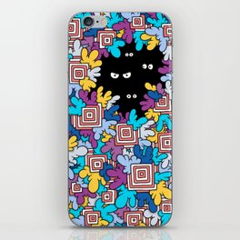 Risk Being Seen #00000000002 iPhone Skin