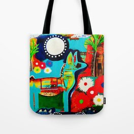 Mexican Love Tote Bag
