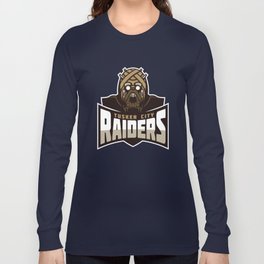 Tusken City Raiders - Tan Long Sleeve T-shirt