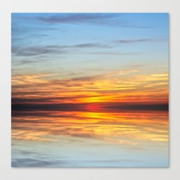 Sunset Special Canvas Print