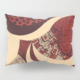 ust doodling- phase 1 Pillow Sham