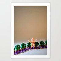 Bead Baby (II) Art Print