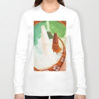 journey Long Sleeve T-shirts featuring Journey by Johel Rivera