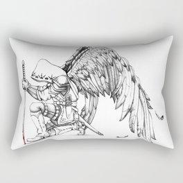 ArchAngel Warrior Rectangular Pillow