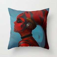 DARTH TALON Throw Pillow