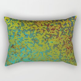 Colorful Corroded Background G292 Rectangular Pillow