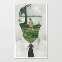 see saw Canvas Print