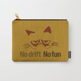 No drift No fun v3 HQvector Carry-All Pouch