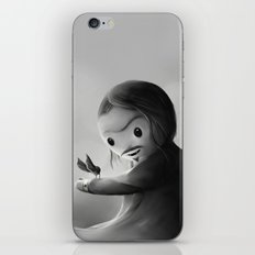 With fangs and love iPhone & iPod Skin