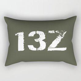 13Z Field Artillery Rectangular Pillow
